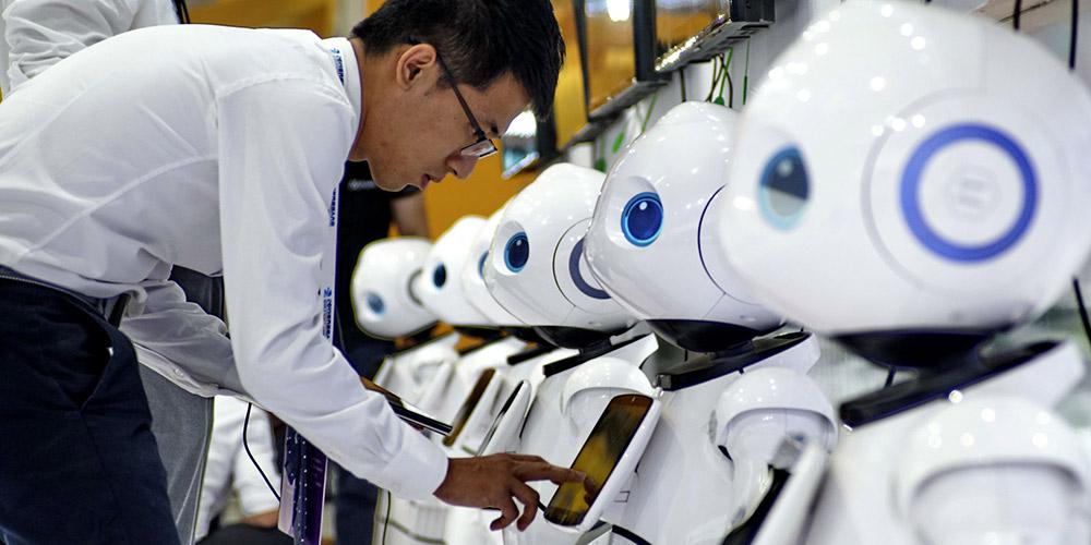 Conferência Mundial de Robótica 2019 inicia em Beijing