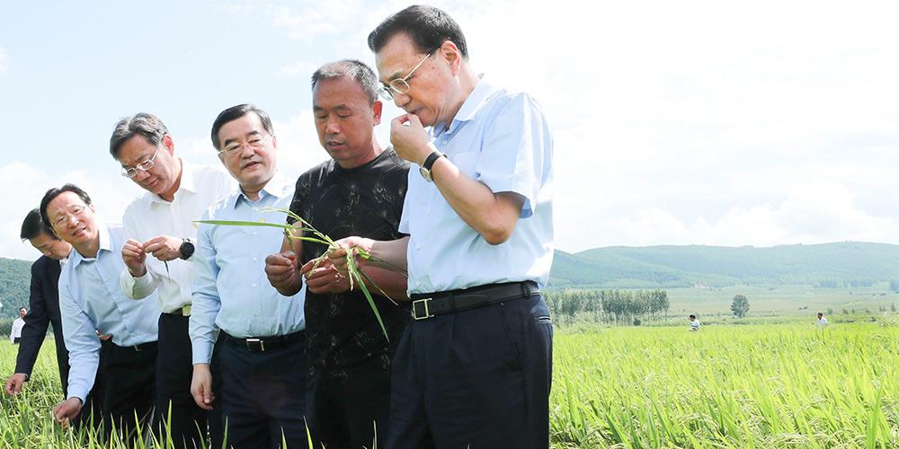 Primeiro-ministro chinês destaca promoção de crescimento econômico estável
