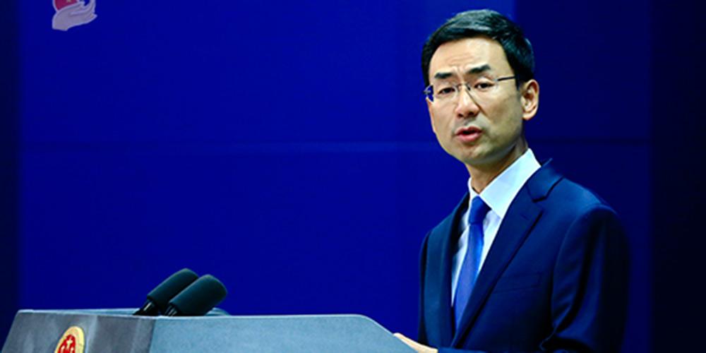 China insta os EUA a restringirem o desenvolvimento de armamentos depois de teste de míssil