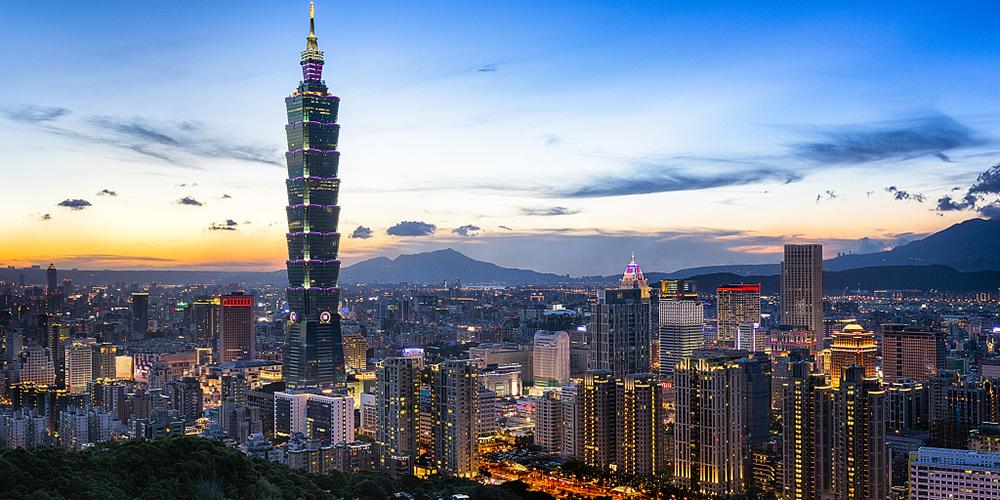 Valor da produção industrial de Taiwan cai 4,57% no segundo trimestre