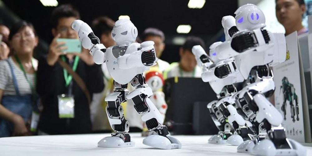 Mercado de robôs da China atingirá US$ 8,6 bilhões em 2019, diz relatório
