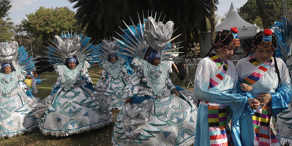 Galeria: comemoração do 45º aniversário do estabelecimento das relações diplomáticas entre Brasil e China e o Dia da Imigração Chinesa no Brasil