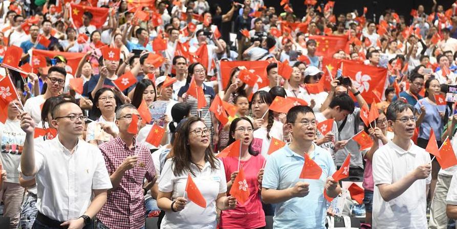 Famílias pedem solidariedade e harmonia em Hong Kong