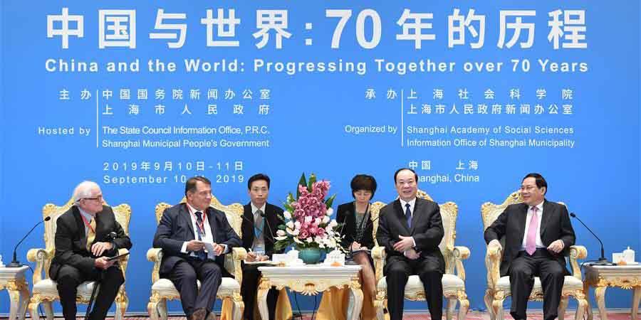 Alto funcionário do PCC pede contribuição à aprendizagem mútua e benefício recíproco entre China e mundo
