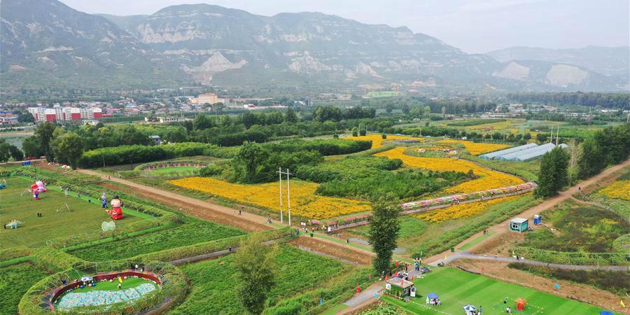 Aldeia Huyan em Shanxi desenvolve ponto turístico rural para impulsionar o turismo