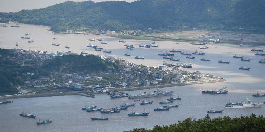 Início da nova temporada de pesca em Ningbo