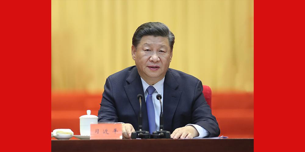 Xi pede por avanço da consulta política na China
