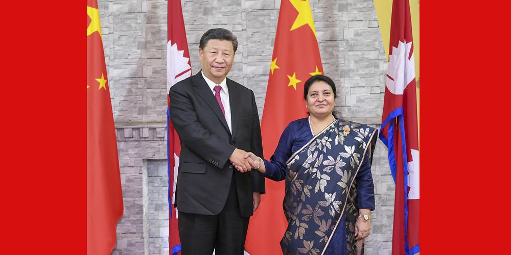 China e Nepal elevam laços