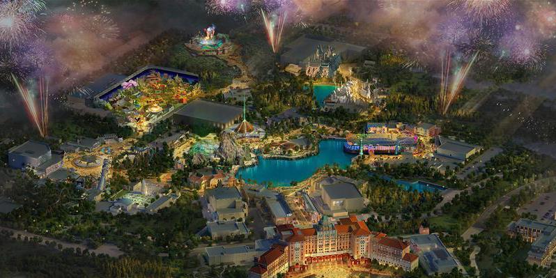 Universal Studios de Beijing revela 7 atrações temáticas