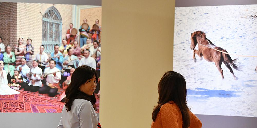 Exposição com destaque em costumes de minorias étnicas começa em Taiwan, sudeste da China