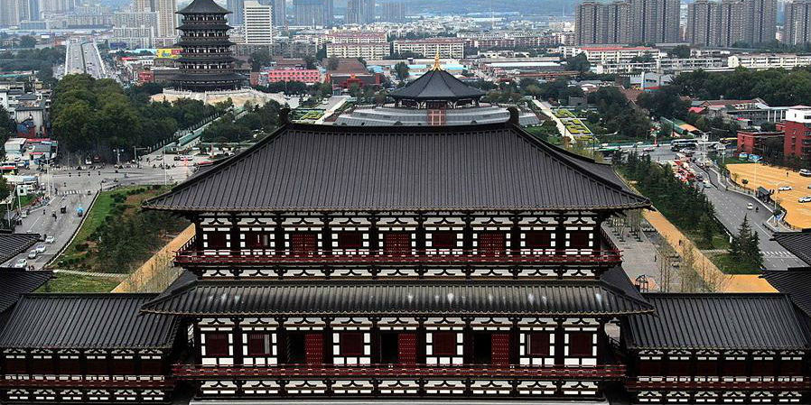 Museu do Sítio Arqueológico de Yingtianmen abre ao público em Henan