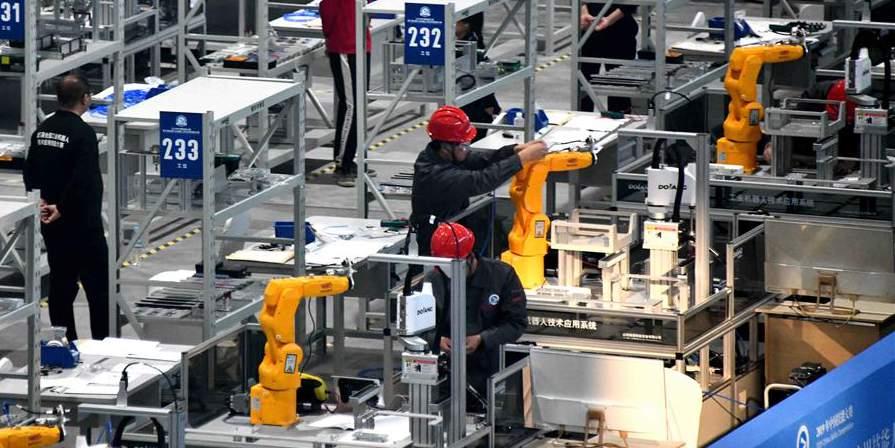 Destaques da 3ª Competição Nacional de Habilidades da Aplicação de Tecnologias da Robótica Industrial