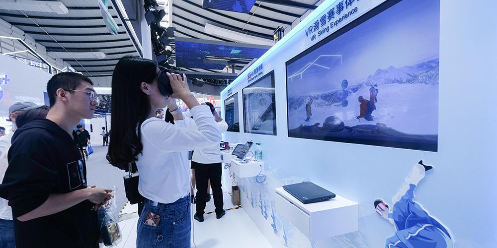 Tecnologia chinesa de 5G é demonstrada em Wuzhen