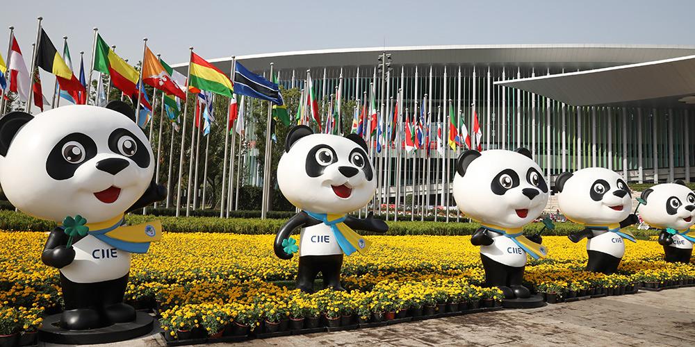 Shanghai intensifica preparativos para a 2ª Exposição Internacional de Importação da China