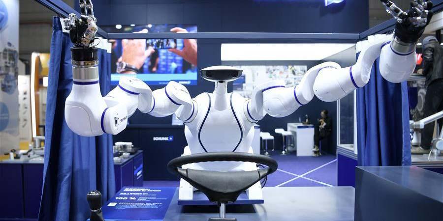 2ª exposição internacional de importação da China é aberta em Shanghai