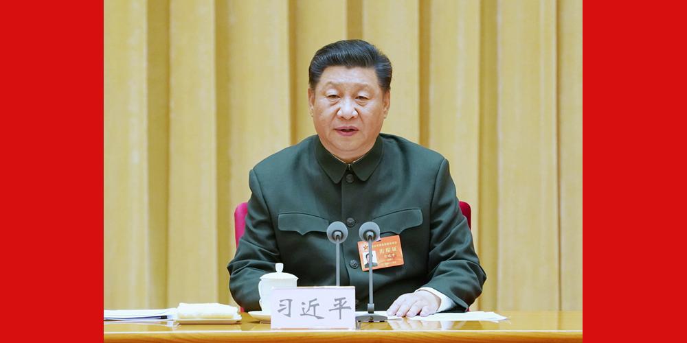 Xi pede progresso geral no desenvolvimento militar em nível primário