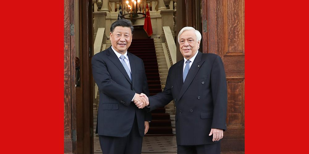 China e Grécia contribuirão com sabedoria para a construção da comunidade com futuro compartilhado para a humanidade