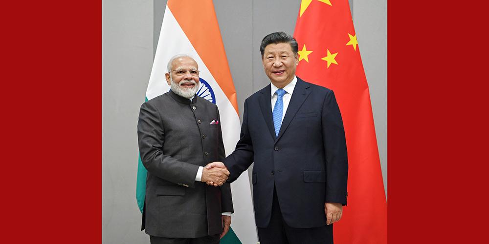 Xi diz que está disposto a manter comunicação estreita com Modi para melhor relação China-Índia