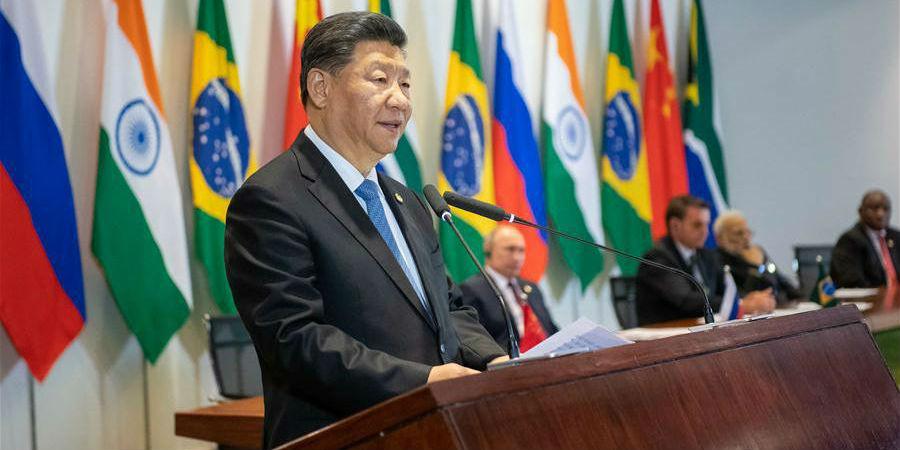 Xi pede que o Conselho Empresarial do BRICS e o Novo Banco de Desenvolvimento façam maiores contribuições