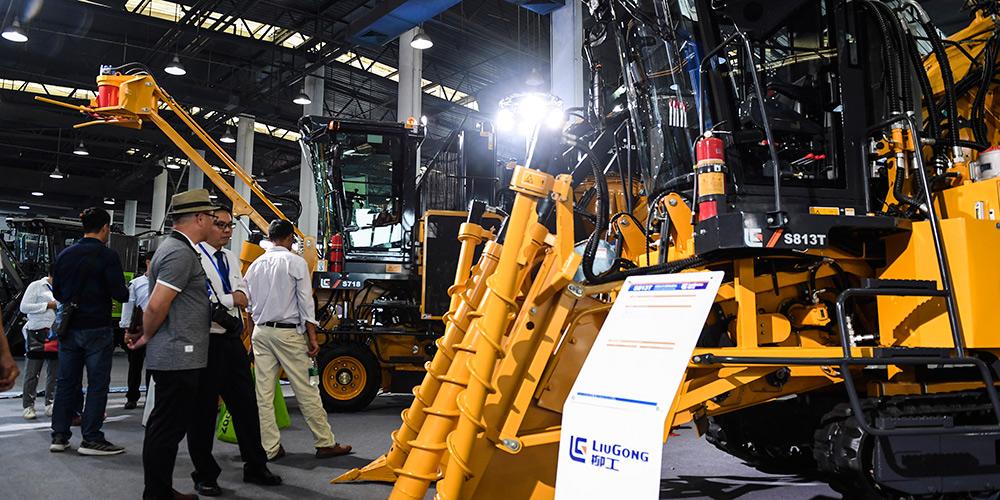 Expo de Mecanização da Cana-de-açúcar da China 2019 é inaugurada em Nanning