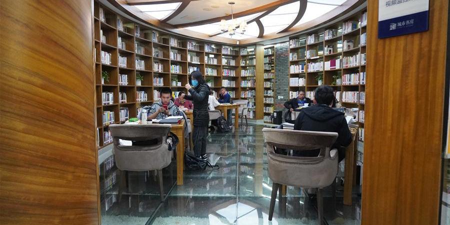 Província de Zhejiang inaugura 81 salas de estudo abertas 24 horas para cidadãos