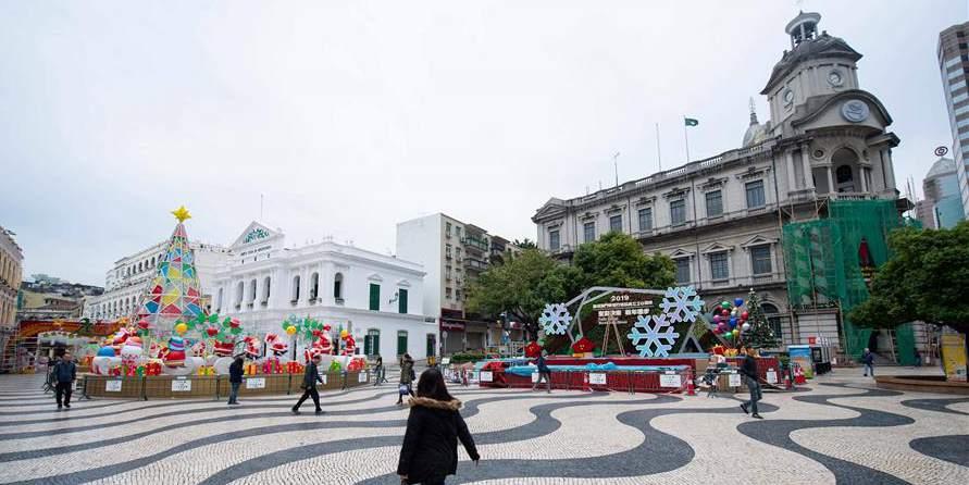 Paisagens de Macau
