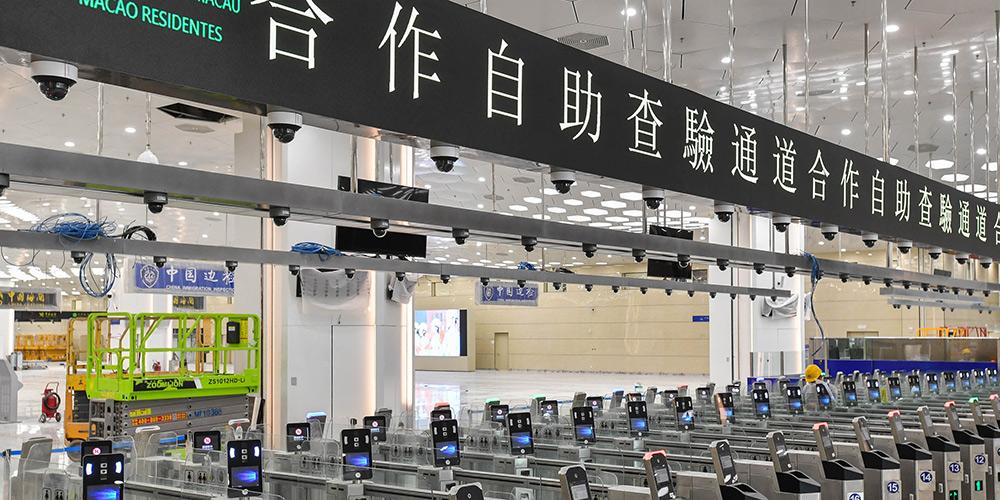 Novo porto de Hengqin está pronto para receber os viajante de Zhuhai e Macau