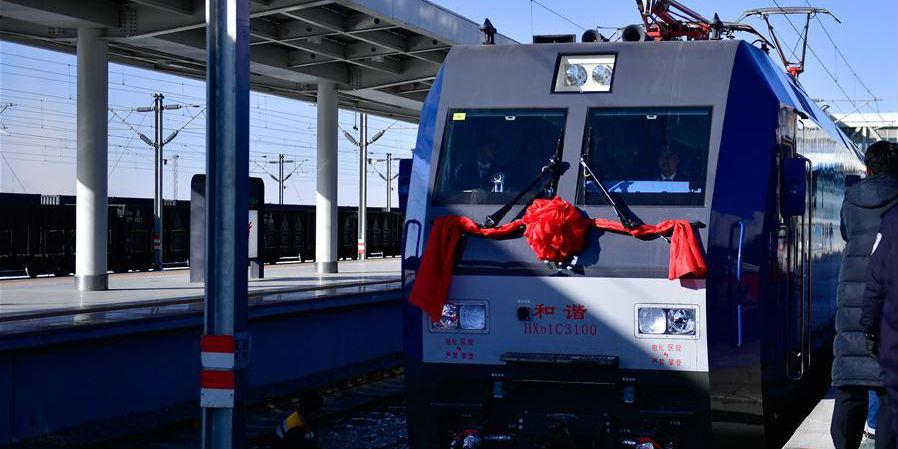 Ferrovia Dunhuang-Golmud entra em operação