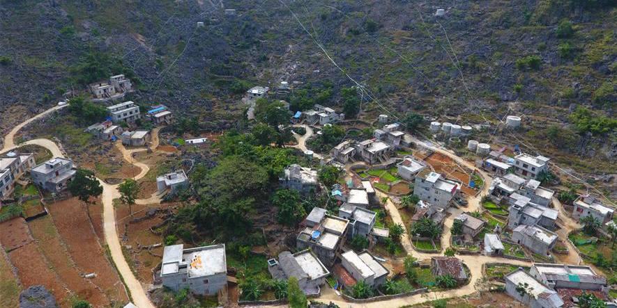 Distrito em Guangxi intensifica esforços para aliviar pobreza