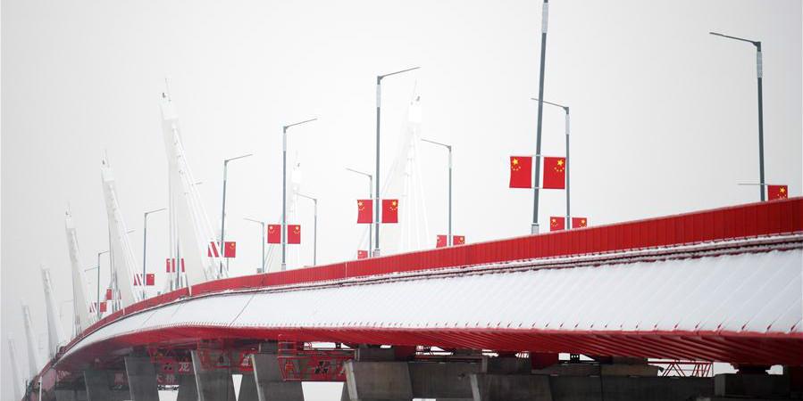 Ponte rodoviária ligando China e Rússia está pronta para abertura