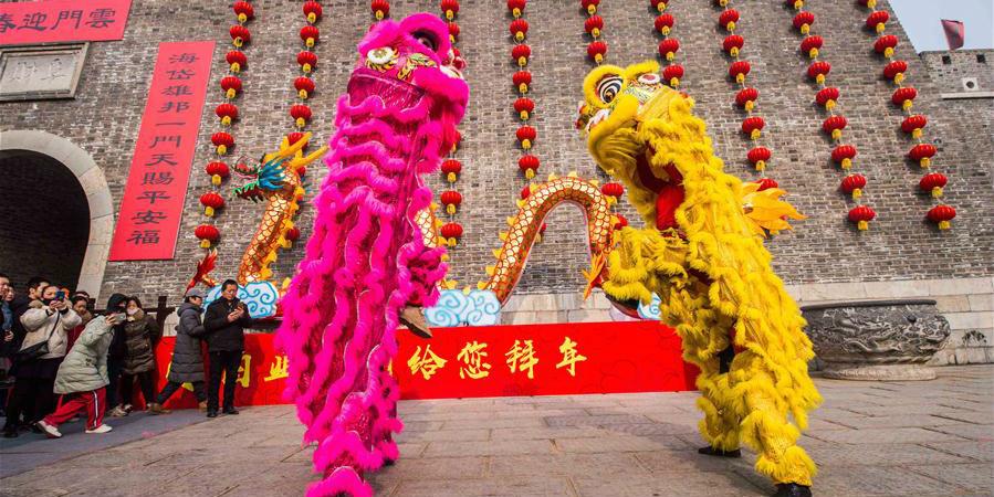 Festival Xiaonian é comemorado em toda a China