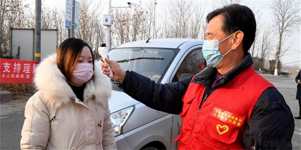 China adota medidas de combate ao novo coronavírus