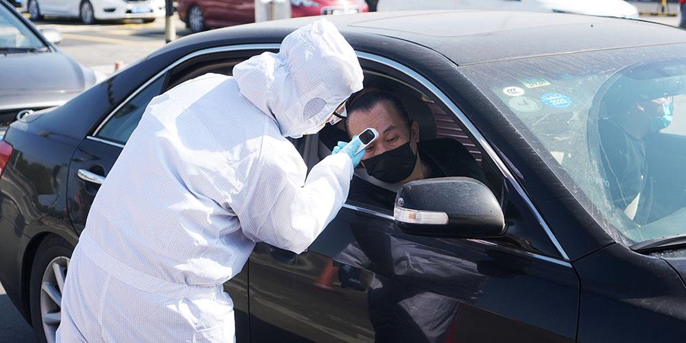 China aumenta esforços de prevenção e controle do novo coronavírus