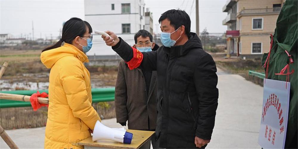 China toma diversas medidas contra o novo coronavírus