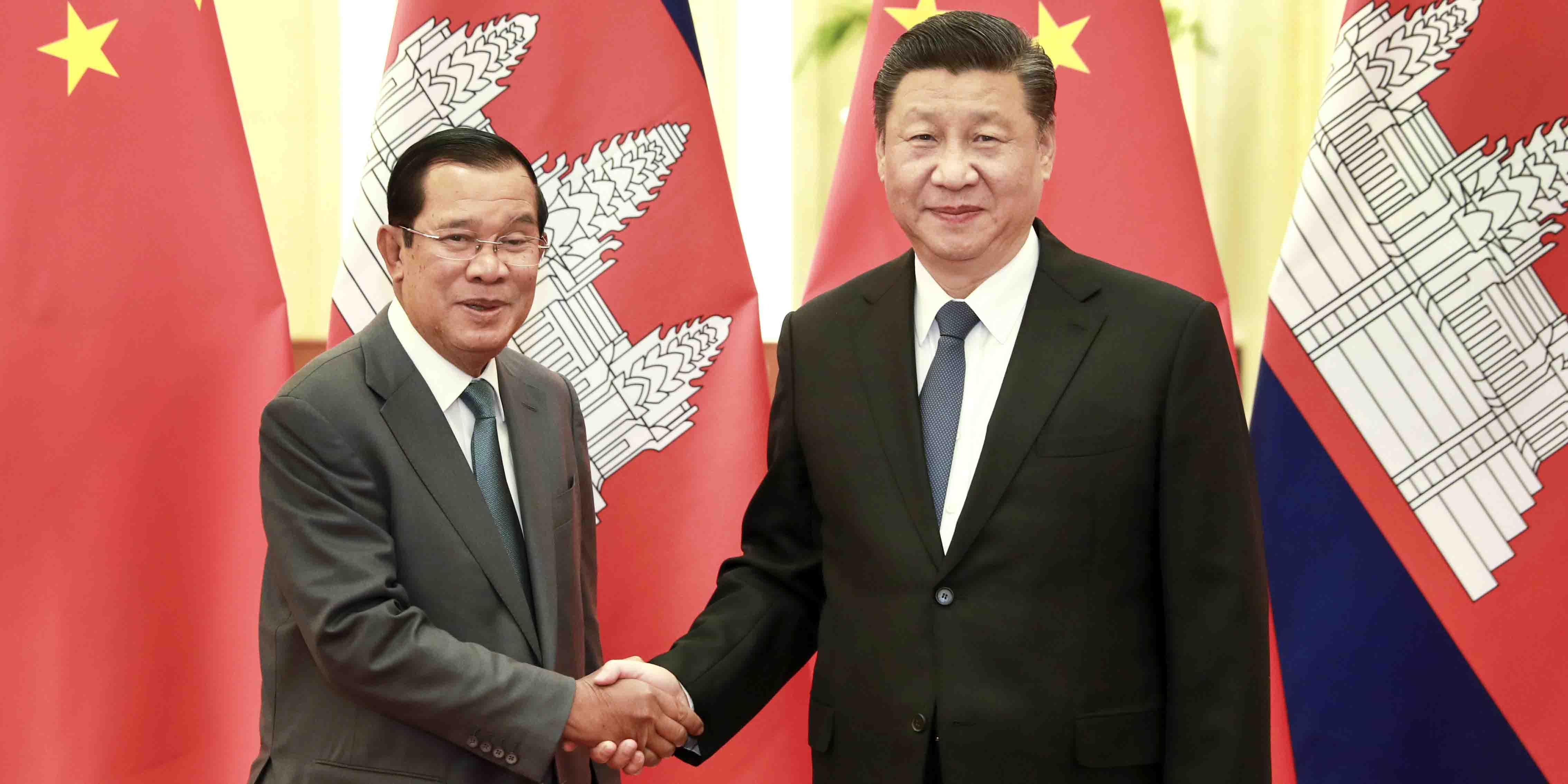 Viagem especial do primeiro-ministro cambojano à China demonstra amizade inquebrável, diz Xi
