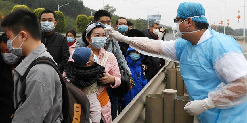 Guangxi toma várias medidas para melhor combater a epidemia de coronavírus