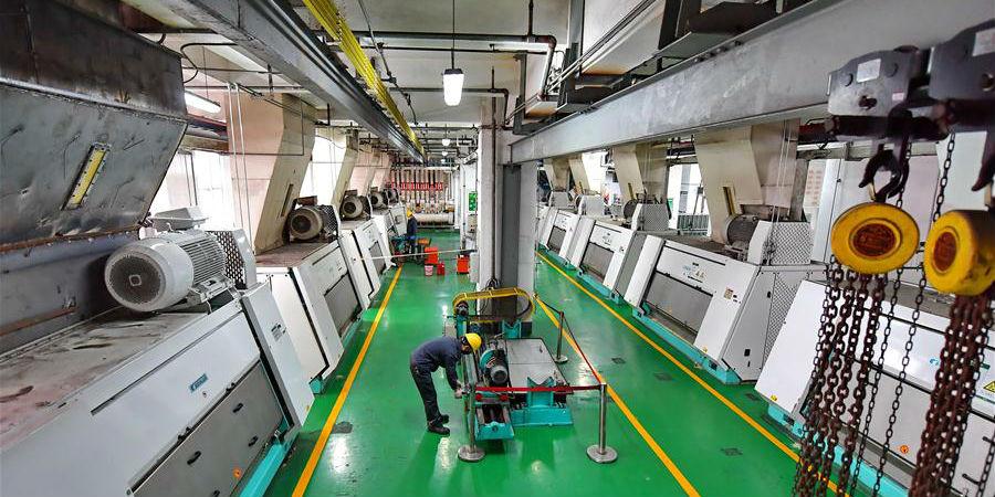 Empresas industriais em Tangshan retomam operações