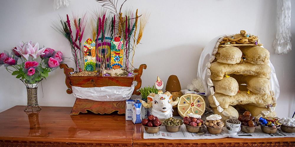 Celebra-se o Ano Novo Tibetano sem reuniões e eventos comemorativos em meio a epidemia