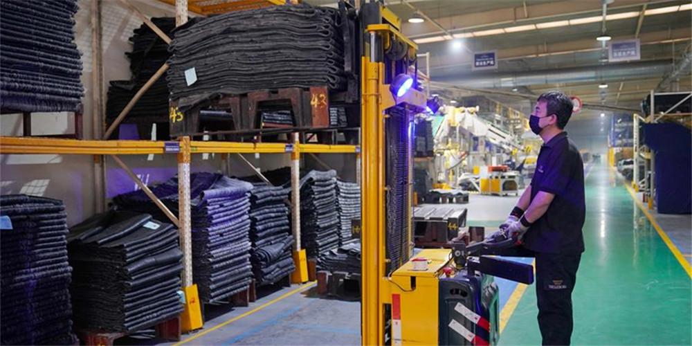 Empresas estrangeiras retomam produção em meio a esforços de controle epidêmico em Hebei, norte da China