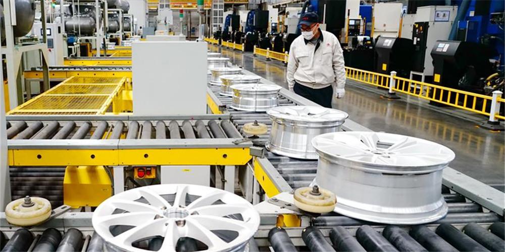 Empresas industriais retomam produção em Hebei, norte da China