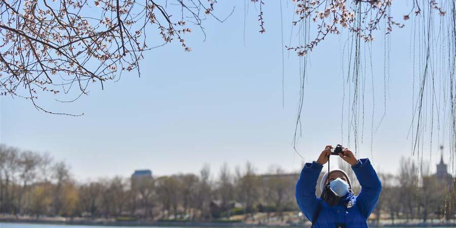 Fotos: cotidiano em Beijing