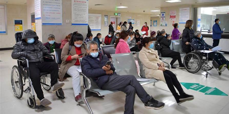 Cidade de Enshi retoma gradativamente serviços médicos regulares enquanto China mantém sob controle o COVID-19