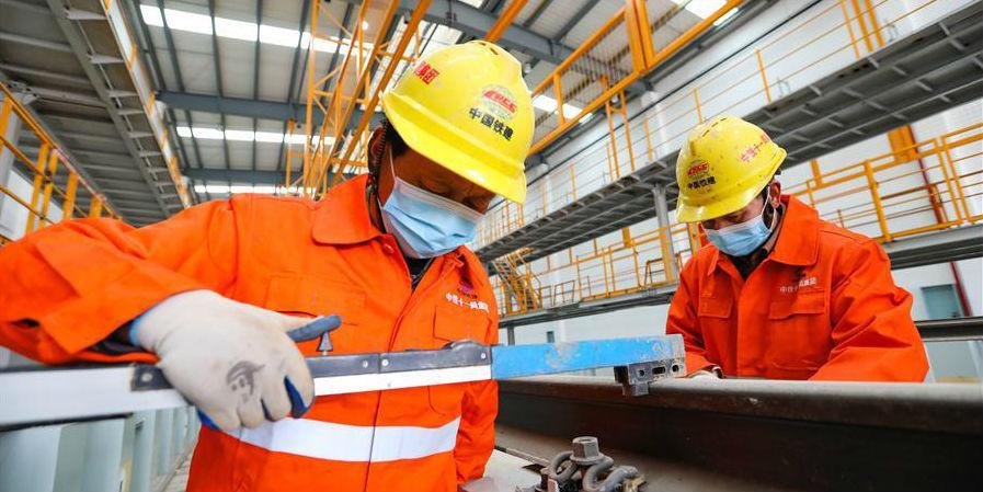 Wuhan retoma construção da linha 5 de metrô