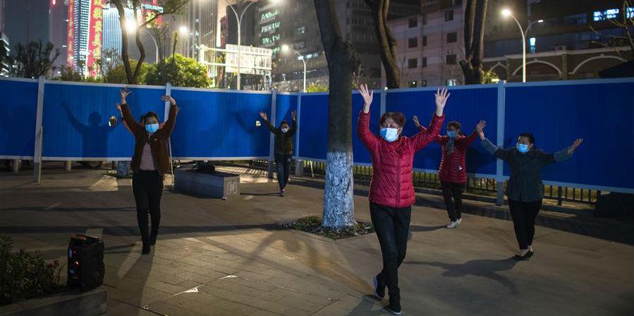 Vida retorna gradativamente à normalidade em Wuhan