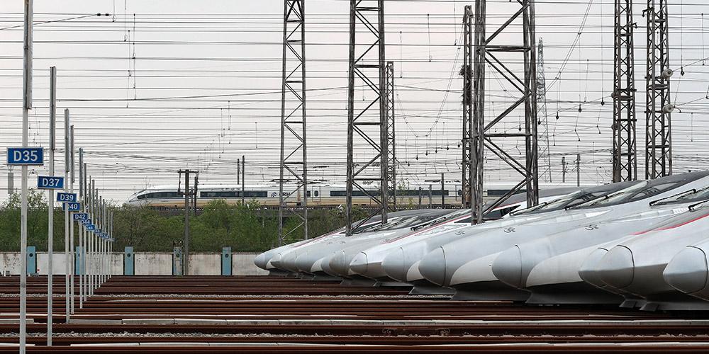 Wuhan retomará operação de quase 100 trens de passageiros
