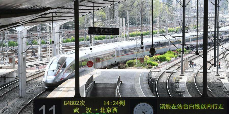 Mais de 800 pessoas retidas em Wuhan retornam a Beijing