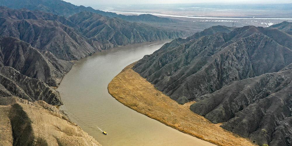 Fotos: Garganta Qingtong do rio Amarelo em Ningxia