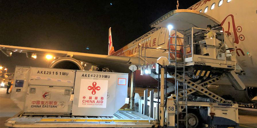 China envia mais assistência médica ao Sri Lanka em meio à pandemia da COVID-19