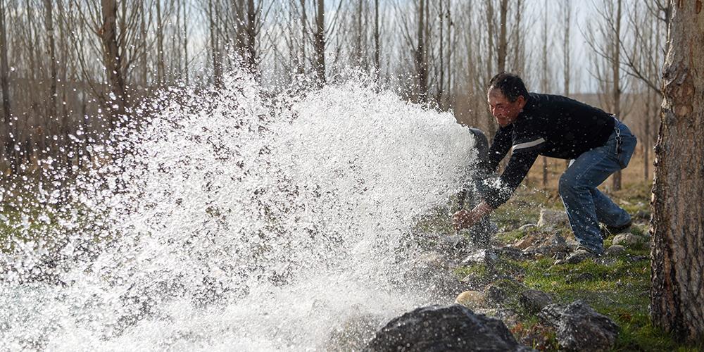 Uso de água recuperada é amplamente adotado para melhorar ambiente ecológico em Xinjiang
