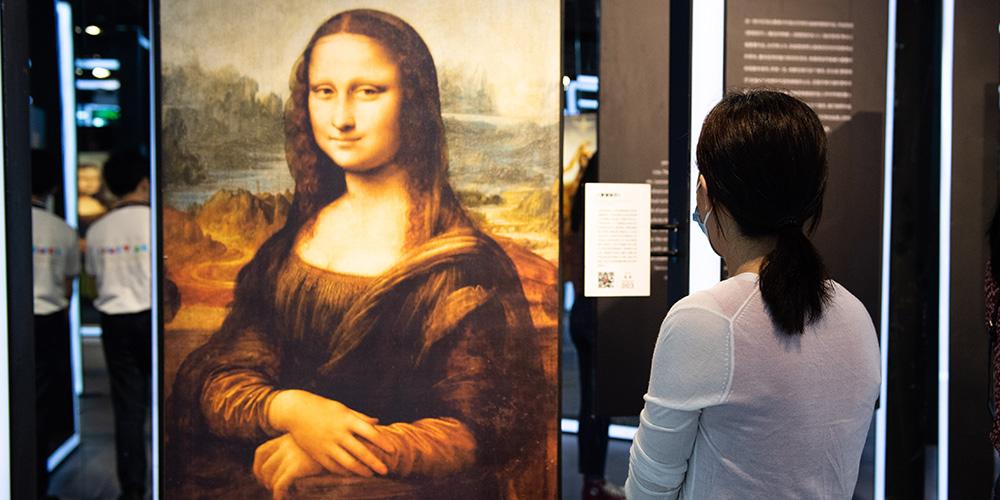 Exposição em homenagem a Da Vinci faz sucesso em Changsha
